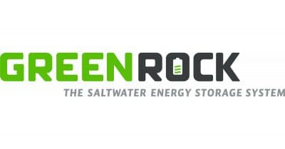 Greenrock Salt Water Energy Storage logo