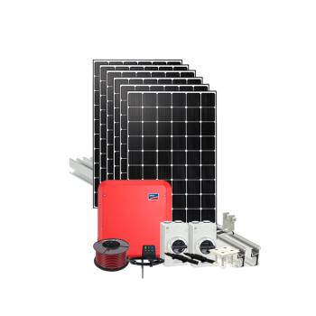 Grid-tied and off-grid DIY solar-kit with-SMA Inverters for homes and small business