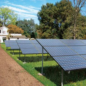 Ground Mounted Solar PV Packages