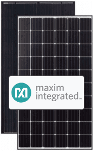 front picture of Jinko Solar Maxim Panels