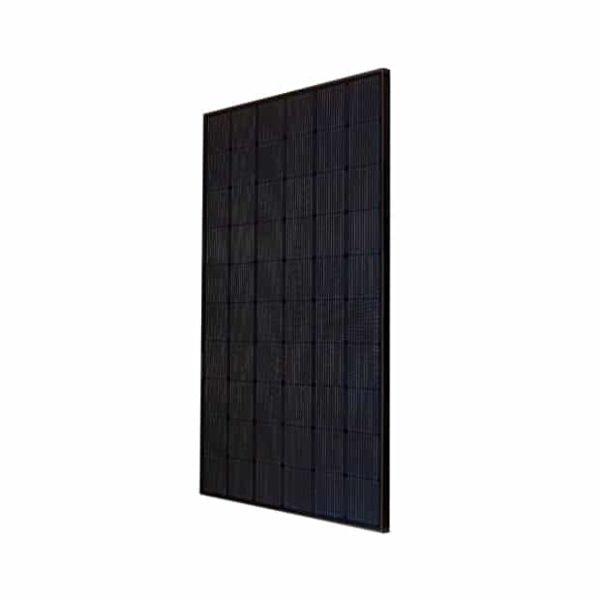 lg 320w mono neon 2 black solar panel lg320n1k lg solar panel. Black Bedroom Furniture Sets. Home Design Ideas