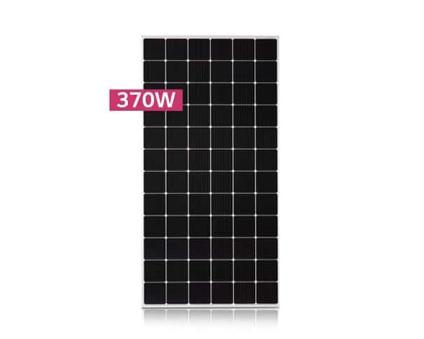 lg neon r 370w mono solar panel lg370q1c lg solar panels. Black Bedroom Furniture Sets. Home Design Ideas