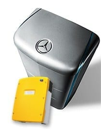Mercedes Benz Home 10 0 Kwh Energy Storage System With Sma