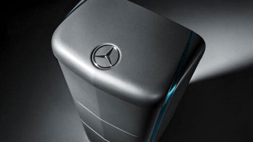 Mercedes-Benz HOME 2.5 kWh Energy Storage System Ground Mounted