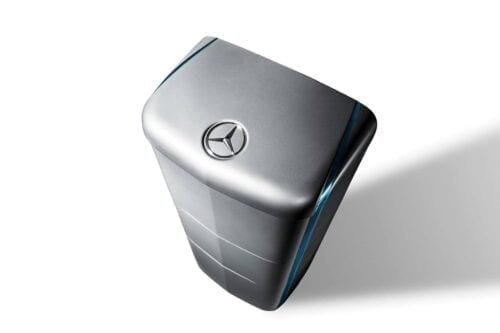 Mercedes-Benz HOME 7.5 kWh Energy Storage System Ground Mounted