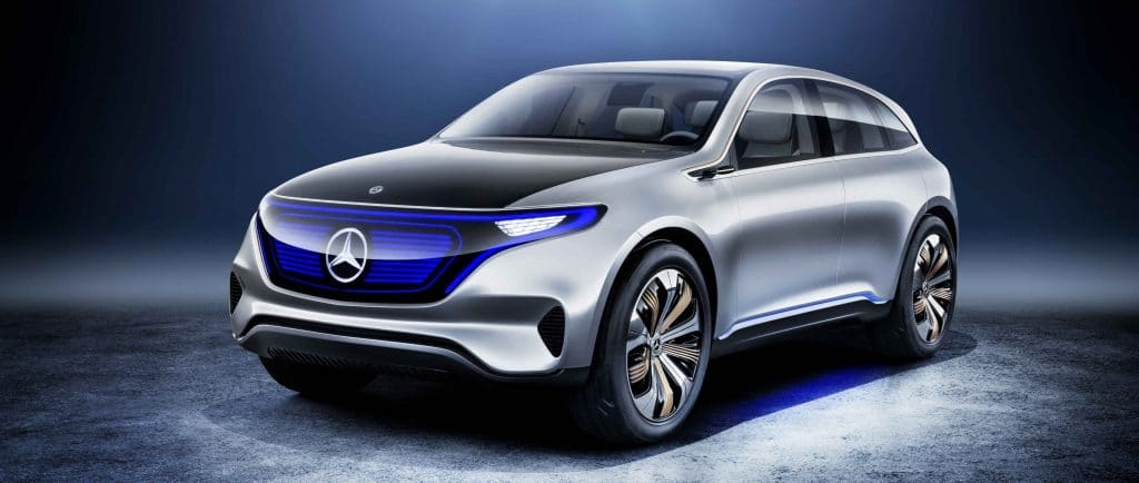 Mercedes EQc XL