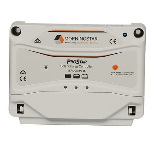 Morningstar ProStar PS-15 12/24V 15A Solar Charge Controller