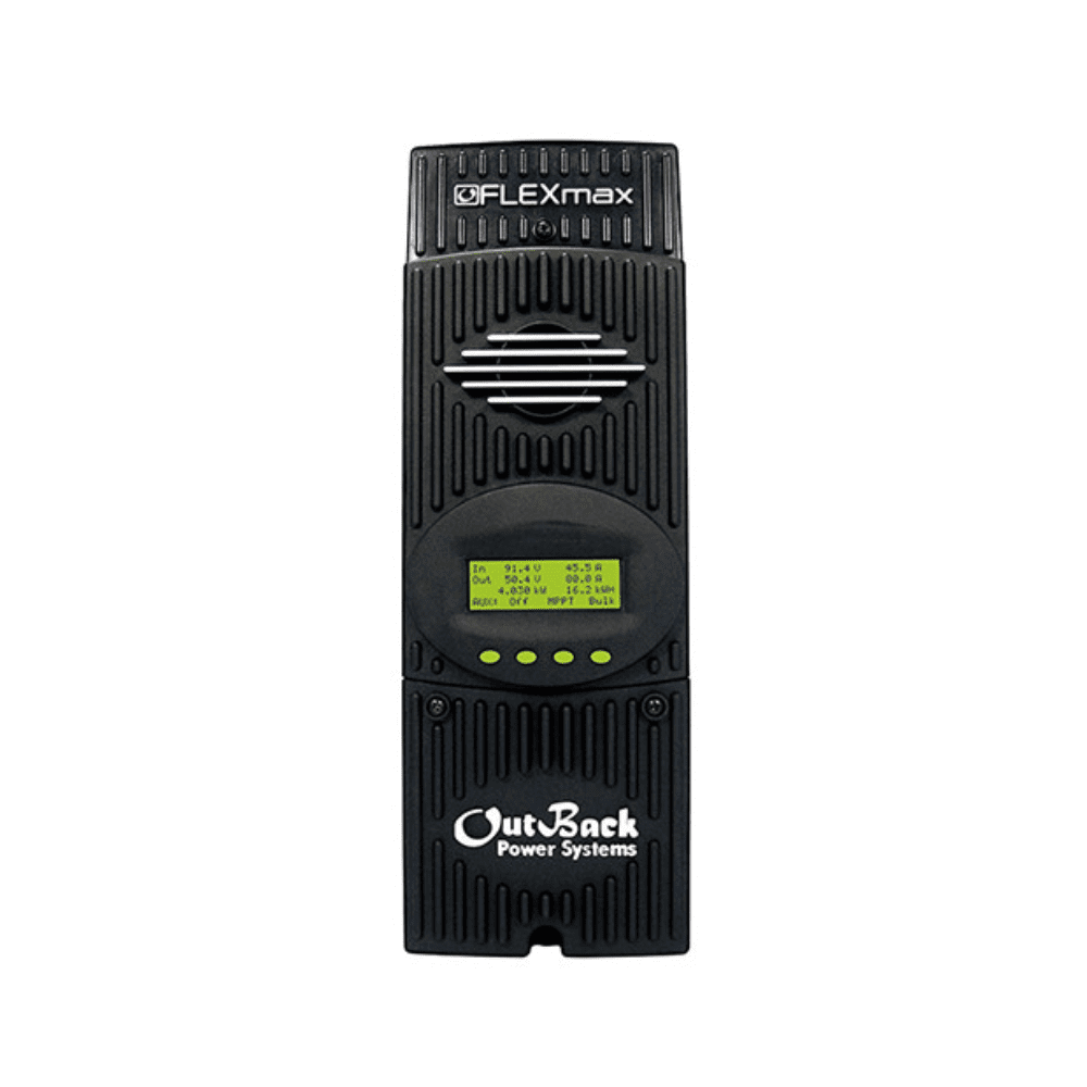 Outback Flexmax FM 60A MPPT Solar Charge Controller
