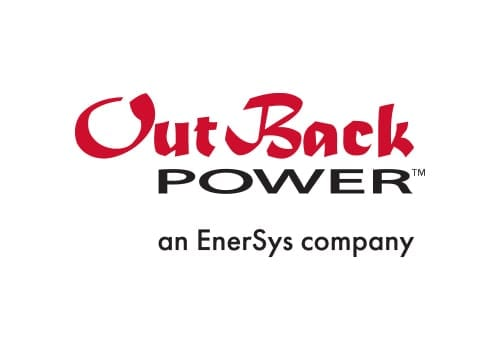 Outback Power solar charge controllers small logo
