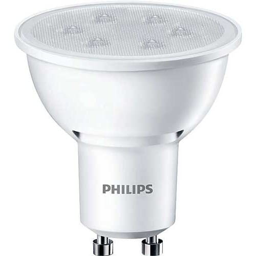 philips corepro led spot 230v 3 5w 35w 250lm gu10 827 36d philips led. Black Bedroom Furniture Sets. Home Design Ideas