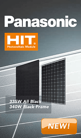 Panasonic HITBuy Panasonic KURO Solar Panels on Sale Promotion at Best Price