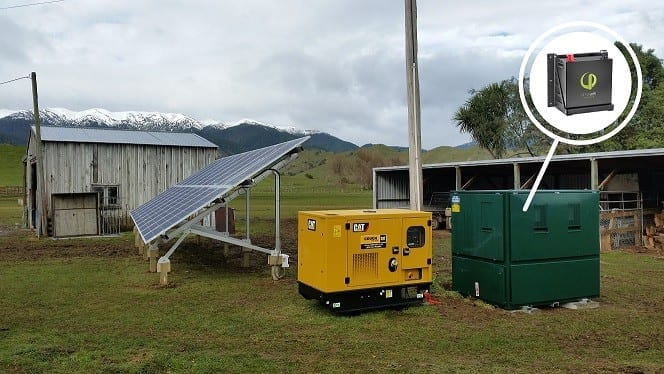 Private home microgrids prove more cost-effective than poles, wires in New Zealand