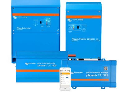 Pure Sinewave Off-Grid Inverters
