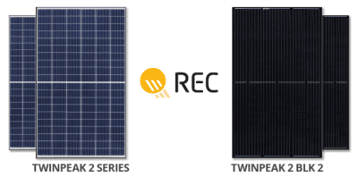 solar pv panels REC-Solar-Modules_REC Peak and TwinPeak solar panels on zerohomebills.com by solaranna
