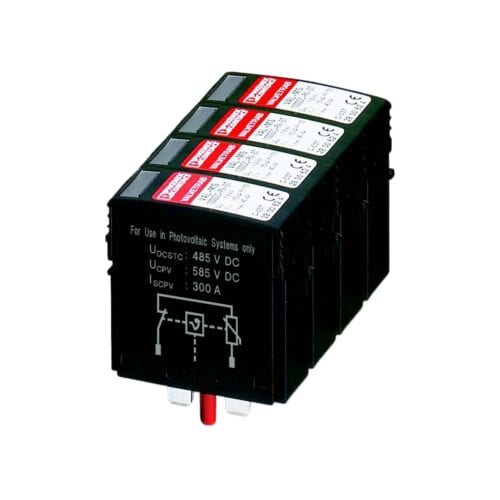 SMA DC Overvoltage Protection for inputs A + B STP-30 only
