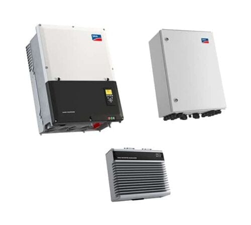SMA SHP75-10 HIGHPOWER PEAK1 75kW Solar Inverter Package