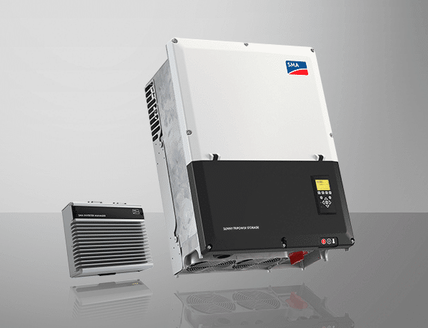 Tesvolt Ts Hv 70 High Voltage 70kw Battery Storage With Sma