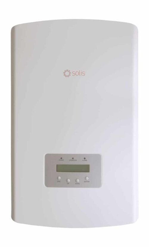 SOLIS 2G SINGLE Inverters