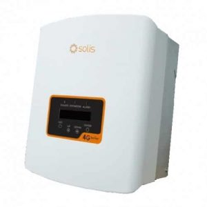 SOLIS MINI 4G SOLAR PV INVERTER for sale