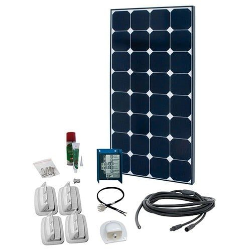 Caravan Kit SPR Solar Peak Five 3.0