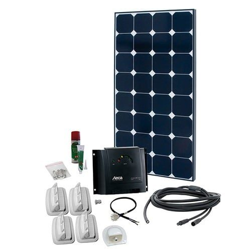 Caravan Kit SPR Solar Peak Four 3.0