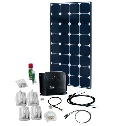 Caravan Kit SPR Solar Peak Four 4.0