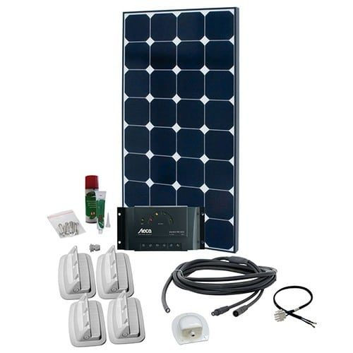 Caravan Kit SPR Solar Peak One 4.0