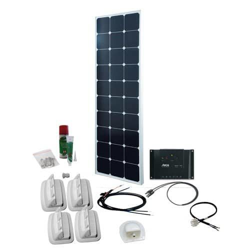 Caravan Kit SPR Solar Peak Six 1.0