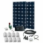 Caravan Kit SPR Solar Peak Three 4.0