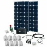 Caravan Kit SPR Solar Peak Three 5.0