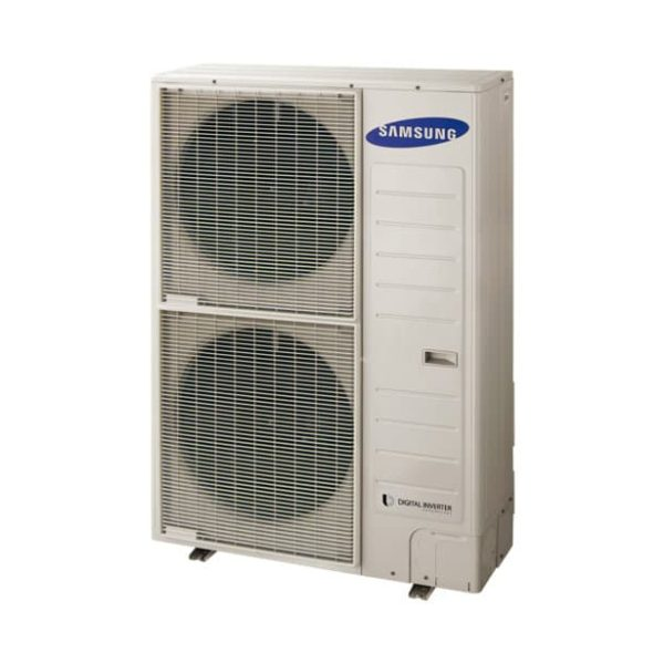 Samsung 12 kw ehs outdoor heat pump ae120jxydeh eu 5th gen for Best heating source for home