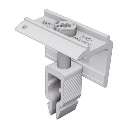 Schletter End Clamp Rapid16 30-40mm Silver