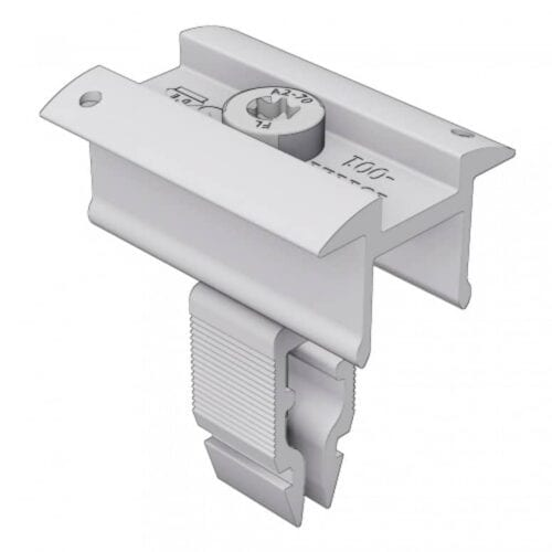 Schletter Mid Clamp Rapid16 30-40mm Silver
