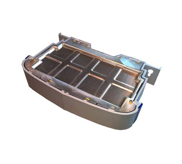 Socket for 2 5 kwh mercedes benz battery module mbeh fo for Mercedes benz solar battery