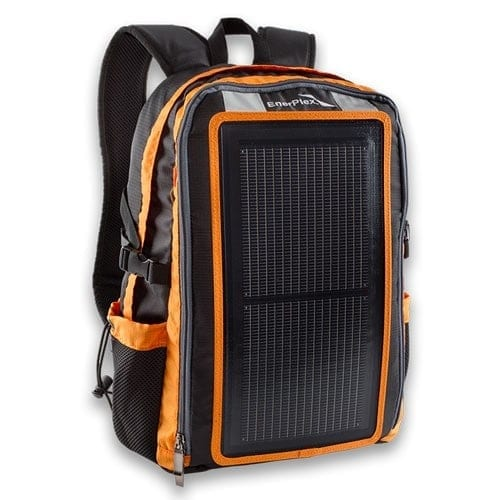 Solar Backpack Enerplex Orange