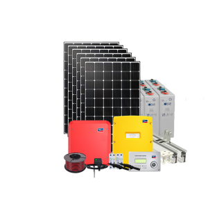 Solar-Kits with Battery Storage
