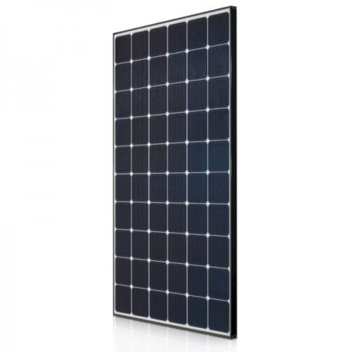 lg solar lg315n1t neon 2 315w bifacial transparent solar panel. Black Bedroom Furniture Sets. Home Design Ideas