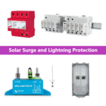 Products for Solar Surge and Lightning Protection