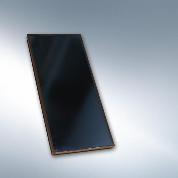 Solar Thermal Panel Viessmann Vitosol 200 F Sv2a Brown