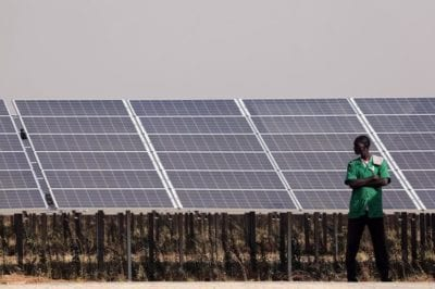 Solar power could bring energy to 70 million more people in developing nations
