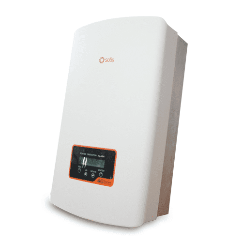 Solis 1p4k 4g Single Phase Dual Mppt 4kw Solar Inverter