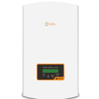 Solis 4G Dual MPPT Single Phase Solar Inverter for sale