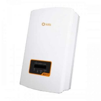 Solis 4G Dual MPPT Three Phase Solar Inverter for sale