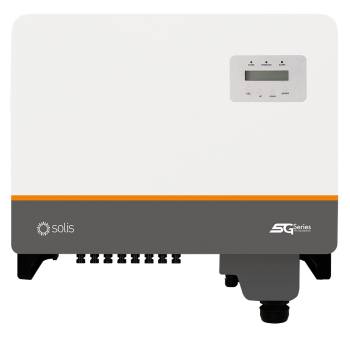 Solis 5G Commercial Solar Inverters 25-50kW for Sale
