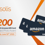 Solis Project Photo Award Amazon GIft Card Banner
