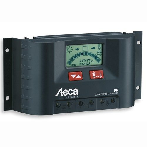 Steca PR 2020 Solar Charge Controller 12 - 24V 20A