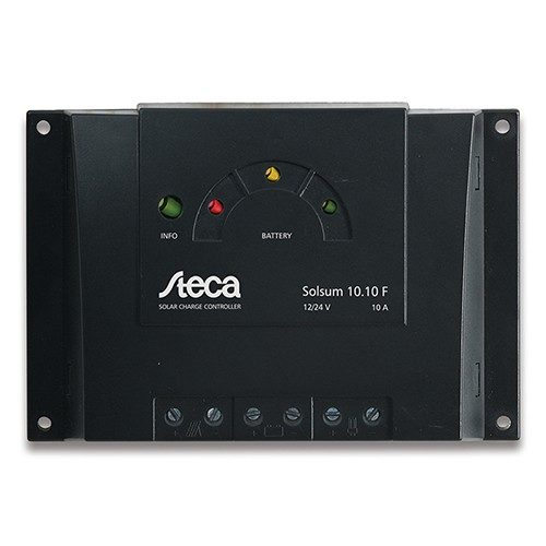 Steca Solsum 10.10F Solar Charge Controller 12-24V 10A