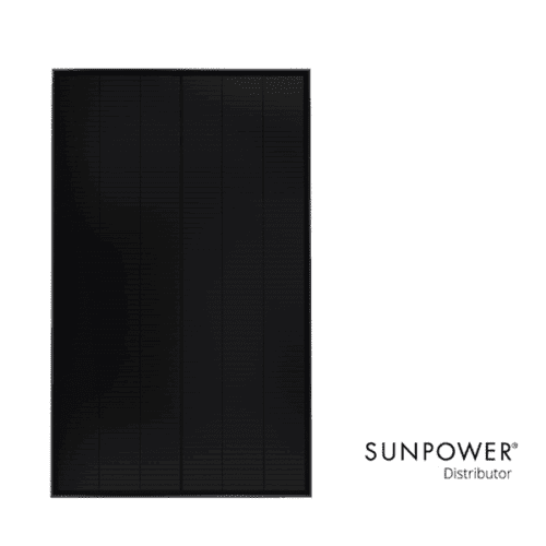 Sunpower Performance 320w Mono Solar Panel Spr P19 320 Blk