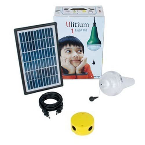 Sundaya 1 Ulitium 200 Solar Light Kit White