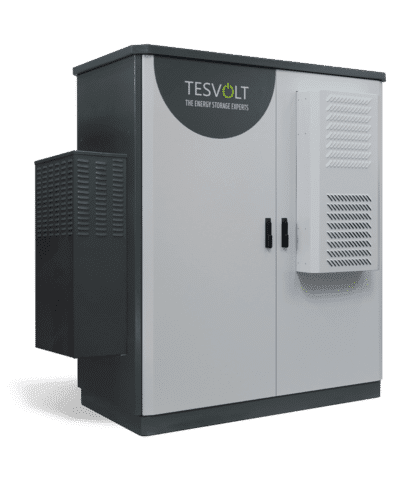TESVOLT TS HV 70 Outdoor High Voltage 70kW Battery Storage with SMA